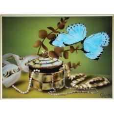 Картина Swarovski Шкатулка для драгоценностей