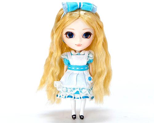 Кукла Пуллип — Алиса в голубом платье