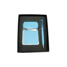 Подарочный набор работнику: визитница и шариковая ручка