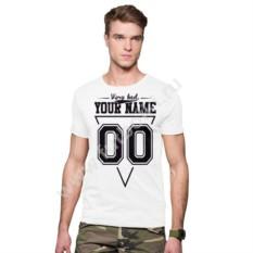 Мужская именная футболка Your Name 00