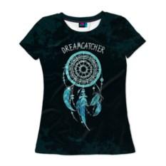 Женская футболка 3D Dreamcatcher