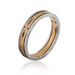 Кольца с бриллиантами Mega Gold