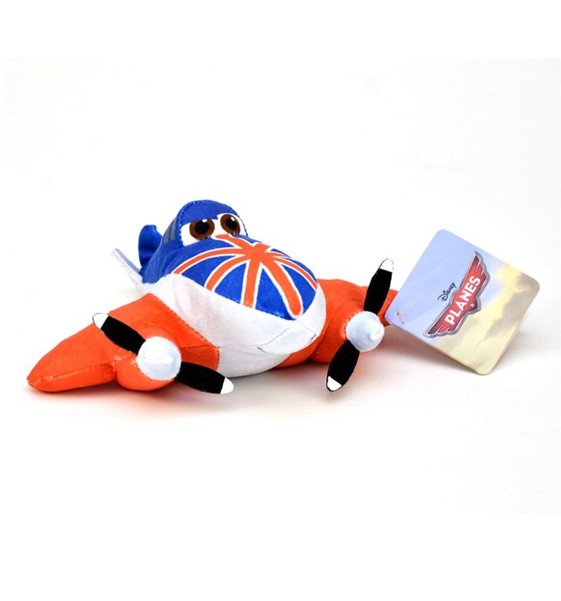 Мягкая игрушка Disney Бульдог-самолет