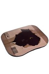 Подставка для ноутбука с подушкой Кот в коробке...