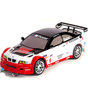 Гоночный автомобиль BMW