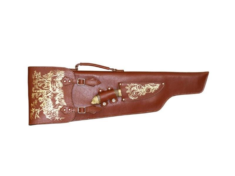 Подарочная шампурница Чехол ружья
