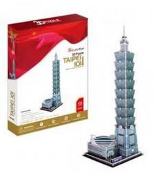 Модель небоскреба Тайбэй (Тайвань)