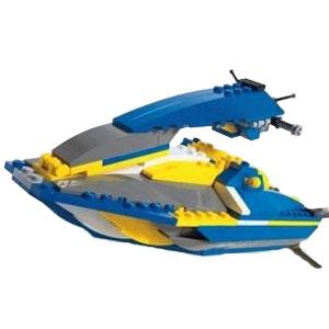 Конструктор lego-make&create: Морские мотоциклисты