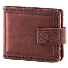 Кожаный кошелек «Деловой»