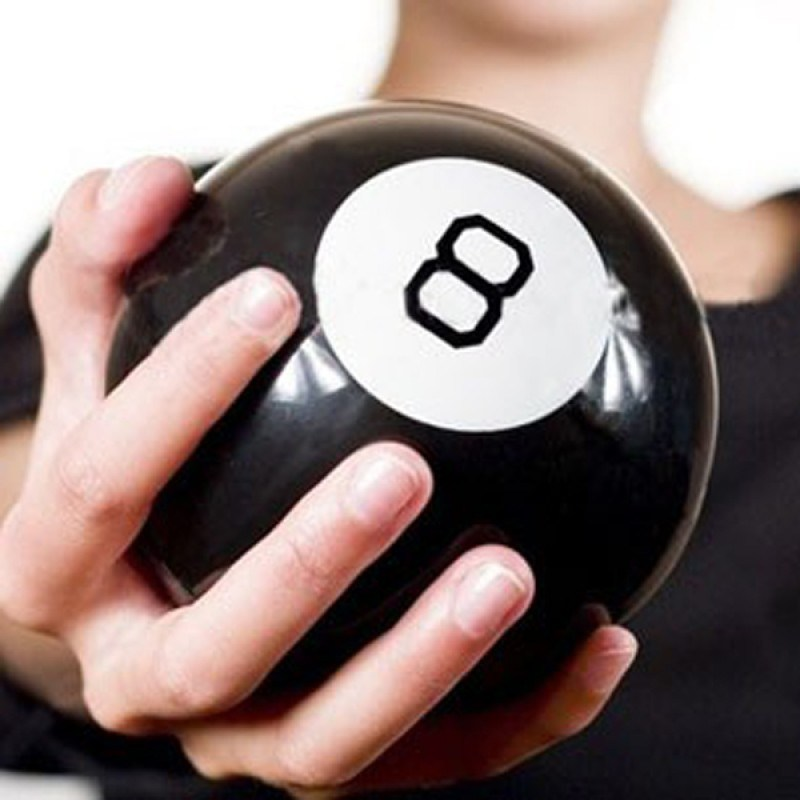 Шар Magic 8 ball