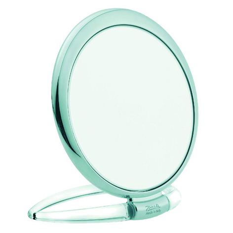 Зеркало круглое с футляром Janeke