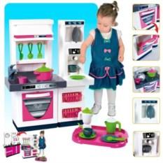 Модульная кухня Palau Toys с набор посуды