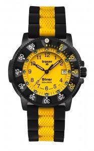 Женские наручные часы Traser Lady Diver (P6574.830.5K.05)
