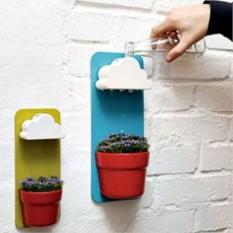 Горшок с поливом растений Cloud