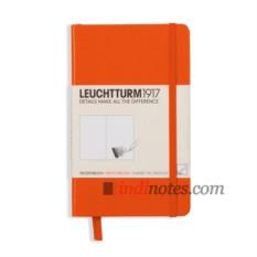 Скетчбук Leuchtturm1917 Pocket Sketchbook Orange А6