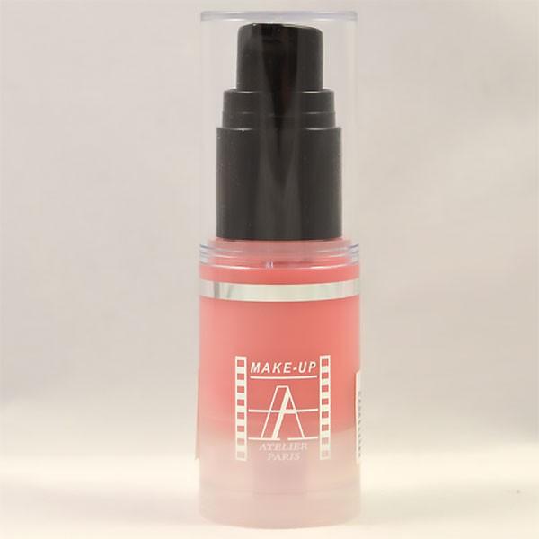 Розовые румяна-флюид