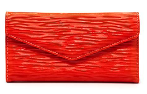 Оранжевый кошелек Vivid
