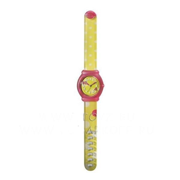 Часы детские «Забавный горошек»