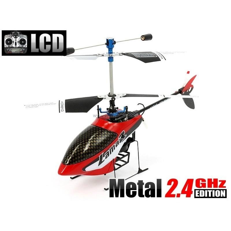 Радиоуправляемый вертолет Walkera LAMA-2Met
