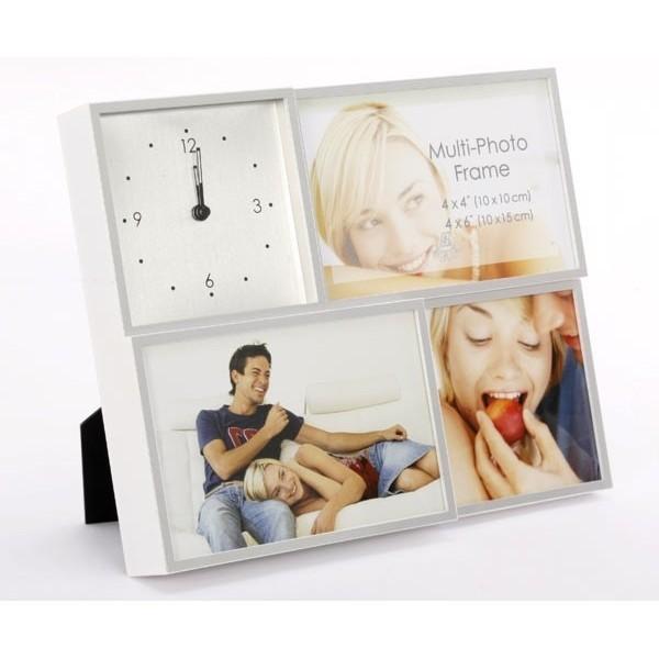 Настольные часы-фоторамки Люблю твои воспоминания