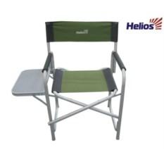 Директорское кресло с откидным столиком Helios