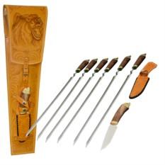 Набор для пикника Шампура и нож