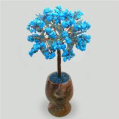Бирюзовое дерево счастья