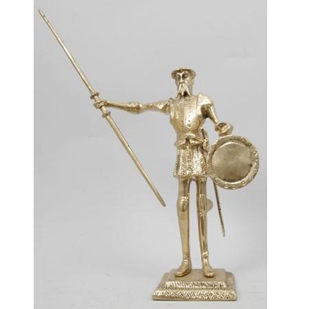 Бронзовая статуэтка Дон Кихот