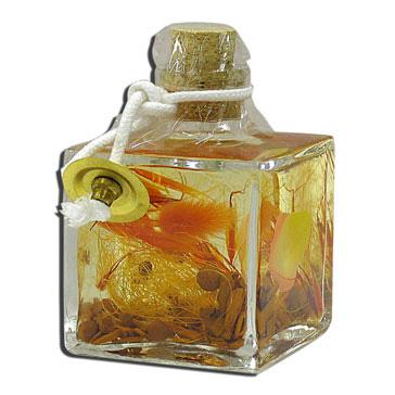 Ароматическая лампа «Куб со злаками»