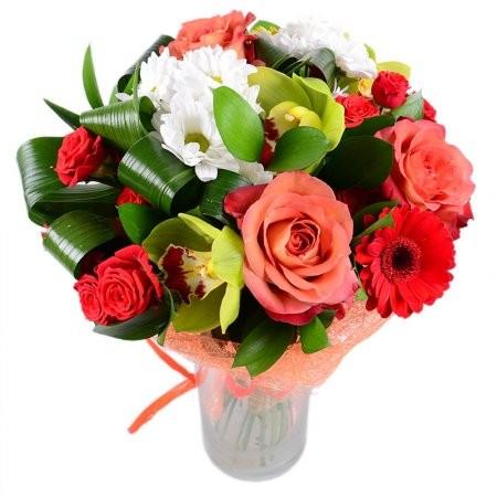 Букет цветов Цветочный