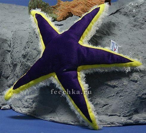 Мягкая игрушка Морская звезда от Hansa