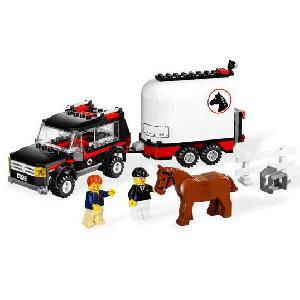 Набор Lego «Трейлер»