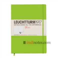 Скектчбук Master Sketchbook Lime от Leuchtturm1917