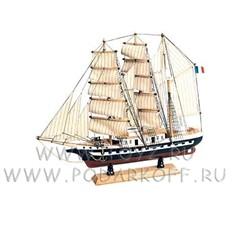Модель парусного корабля Клиппер Белем