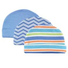 Комплект из трех детских шапочек