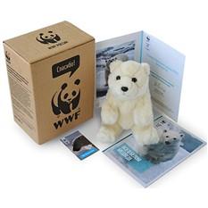 Белый медведь WWF