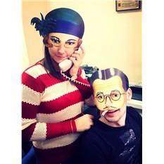 Карнавальные маски Америка