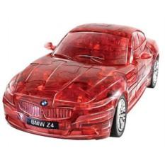 3D головоломка БМВ Z4 (красный)