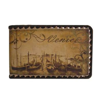 Визитница карманная Венеция