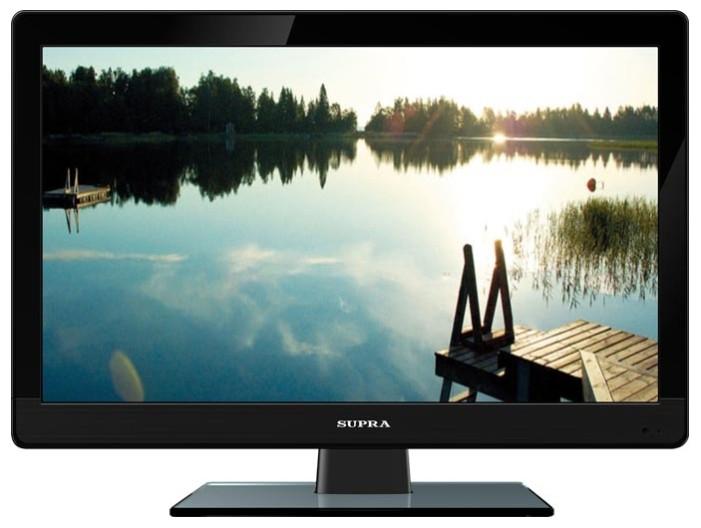 Телевизор LED Supra 19 STV-LC19410WL Black