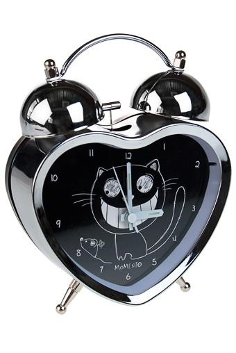 Настольные часы Чеширский кот