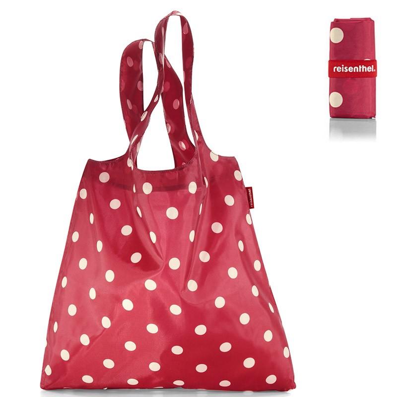 Складная сумка Mini maxi ruby dots