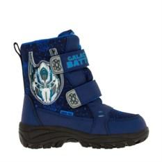 Синие сноубутсы Transformers