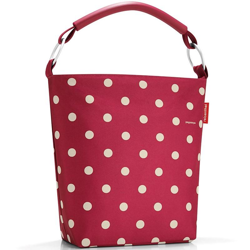 Сумка Ringbag L ruby dots