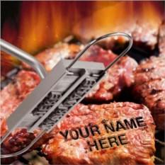 Клеймо для стейков и барбекю