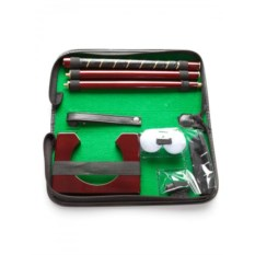Набор для домашней игры в гольф в тканевом кейсе