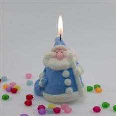 Свеча Дедушка Мороз