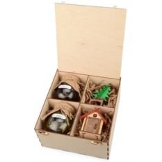 Подарочный набор с двумя видами варенья Abete