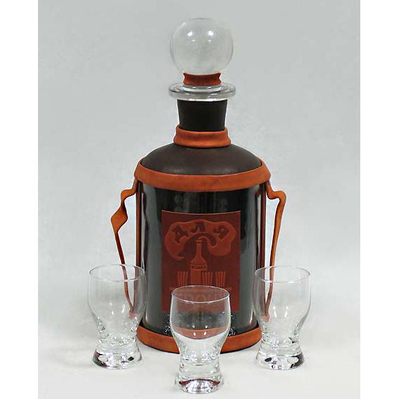 Наборы для алкогольных напитков на подарок 49