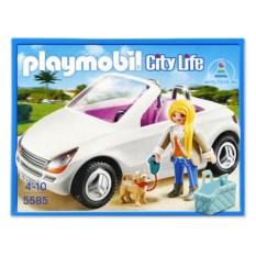 Конструктор Playmobil «Шикарный кабриолет» City Life